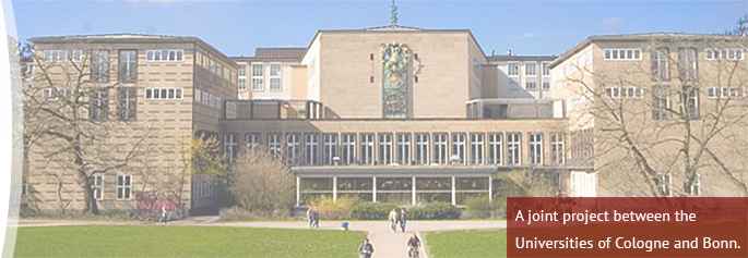 A joint project between the Universities of Cologne and Bonn